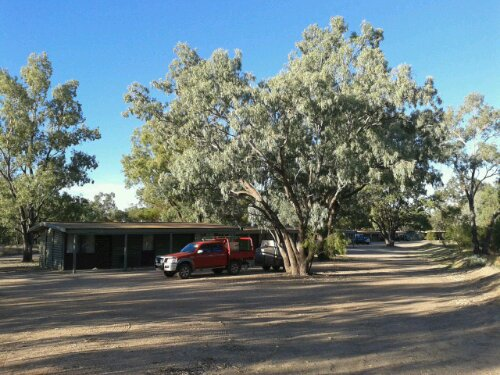 The Barwon Inn Motel cabins