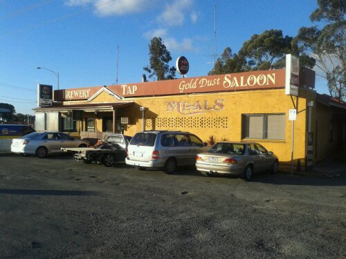 Gold Dust Saloon in Ballarat