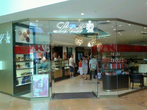Lindt Cafe, Southgate Melbourne