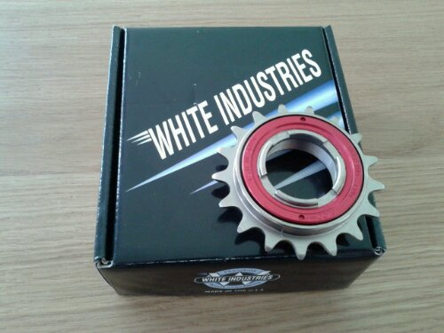 White Industries ENO freewheel 17 tooth