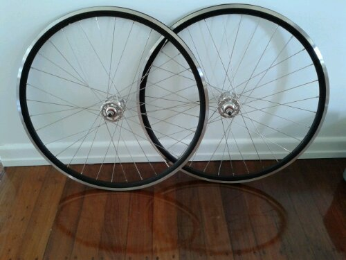 Marvinator wheelset